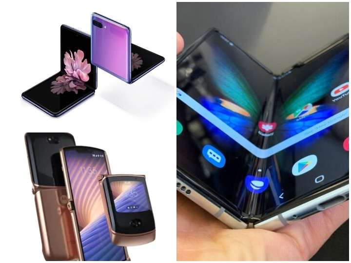 Apple's entry after Samsung and Motorola, increasing trend of a foldable smartphone