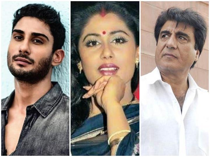 smita patil 34th death anniversary raj babbar and pratiek babbar emotional post to pay tribute to late actress
