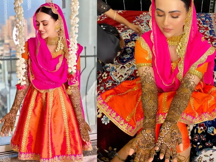 Sana Khan की शादी को एक महीना हुआ पूरा, Anas Saiyad से निकाह करने के फैसले पर कही ये बड़ी बात