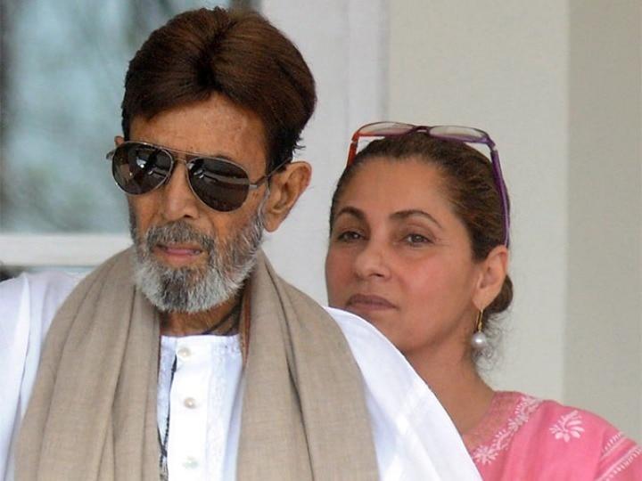 Did Dimple Kapadia not divorce Rajesh Khanna due to Sunny Deol's decision?