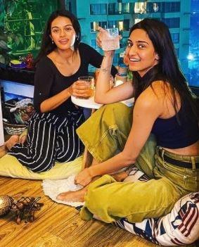 'Kasauti Zindagi 2' fame Erica Fernadins' big bang party, see photos