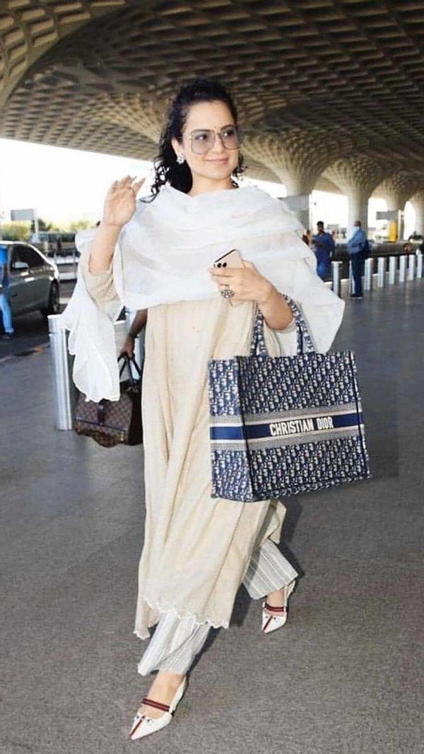 महंगे और विलासिता की चीजों की दीवानी हैं कंगना रनौत, अपने पास रखे हैं 15 लाख रुपए तक के बैग
