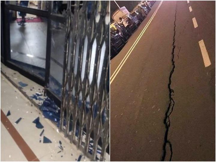 Karnataka: Loud Sound Heard In And Around Shivamogga At Around 10:20 Pm | कर्नाटक: शिवमोगा में विस्फोटक ले जा रहे ट्रक में बड़ा धमाका, अबतक 8 मजदूरों की मौत