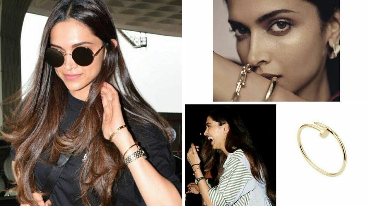 Deepika Padukone's bracelet will blow the price of your senses, so you will travel to many countries