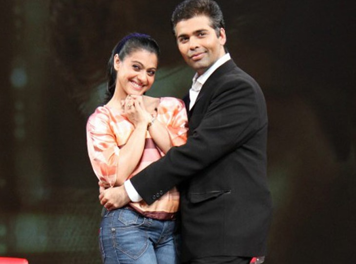 Karan Johar and Kajol have been close friends for 30 years, but the actress laughed for half an hour after seeing Karan in her first meeting, this was the reason
