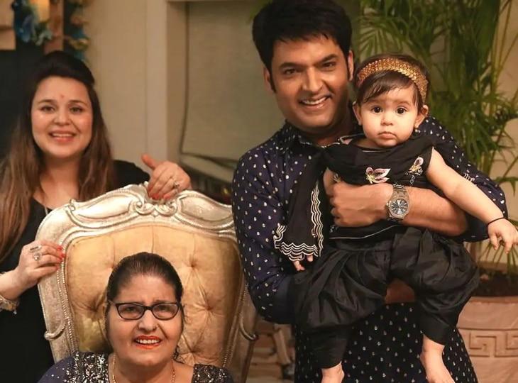कपिल शर्मा के घर में गूंजेगी किलकारी, दूसरी बार मां बनने वाली पत्नी गिन्नी चतरथ हैं