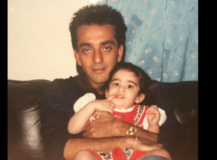 जब संजय दत्त को पापा की जगह अंकल बुलाने लग गई थी बेटी, पहली पत्नी से खूब झगड़े थे एक्टर