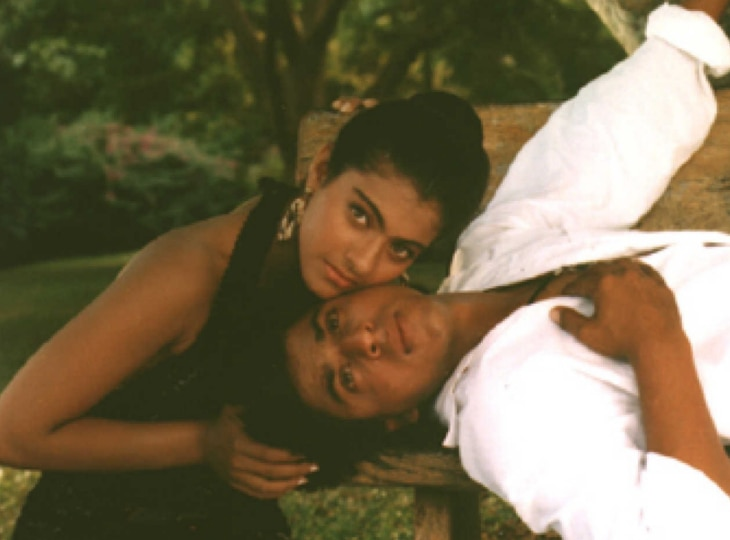 Baazigar: When Kajol could not give romantic expression, Shahrukh Khan had to do this work!