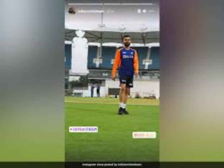 IND vs ENG: भारतीय टीम का क्वॉरंटीन समय हुआ पूरा, मैदान पर नजर आए खिलाड़ी, ट्रेनिंग की तस्वीरें आई सामने