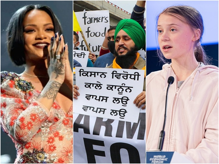 Rihanna brings global Twitter attention to farm protests