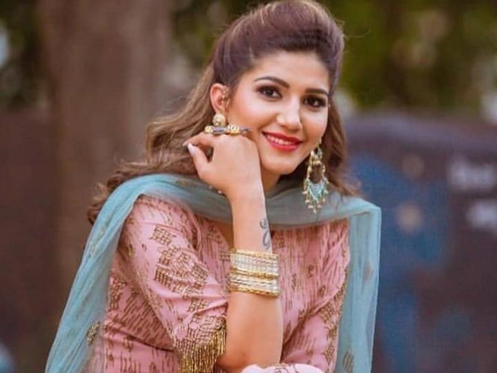 Sapna Choudhary viral video