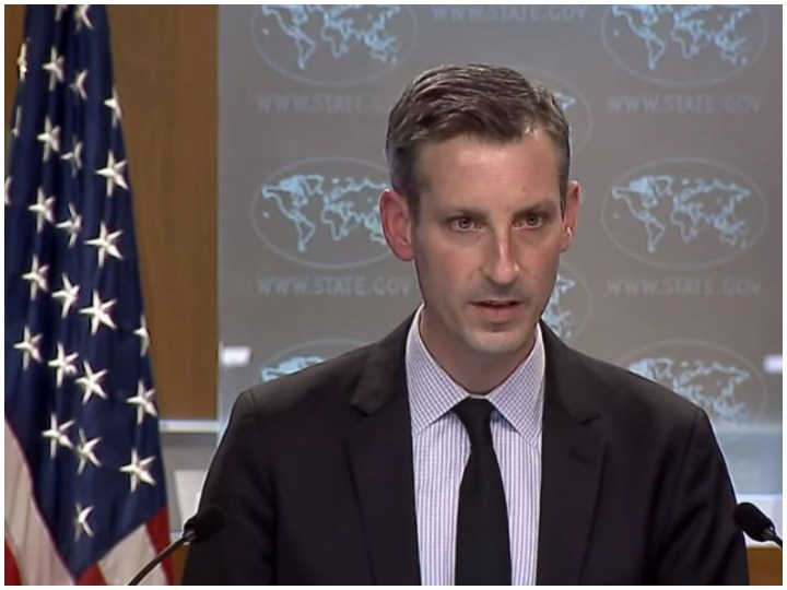 The US State Department expressed concern over the India China border dispute