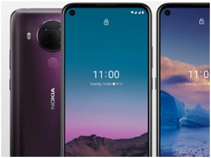 Nokia 5.4 भारत में आज कर सकता है एंट्री, 48 मेगापिक्सल कैमरा और दमदार बैटरी से लैस है फोन