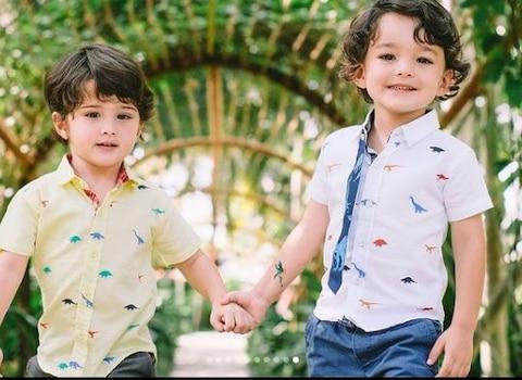 Sunny Leone ने सेलिब्रेट किया जुड़वा बेटों का जन्मदिन, क्यूट तस्वीरें देख आपका दिन बन जाएगा