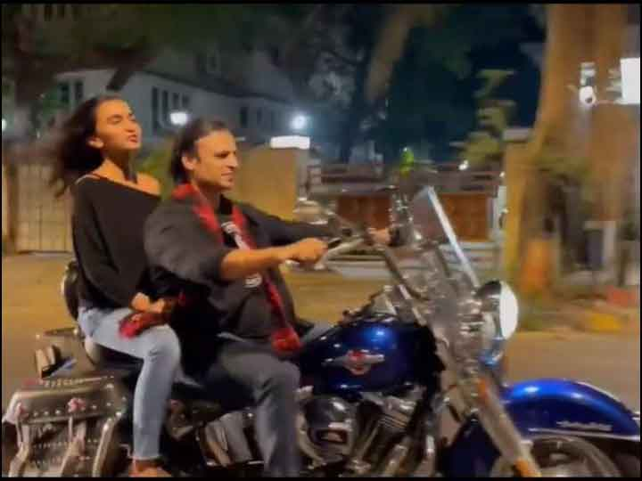 How did love bring us: Vivek Oberoi's invoice for driving without a helmet bike in Mumbai
