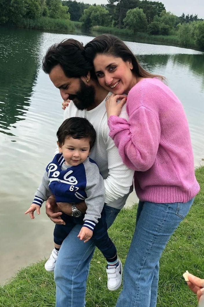 Taimur की तरह ही दिखता है Kareena Kapoor का दूसरा बेटा, नाना Randhir Kapoor ने खुद किया खुलासा