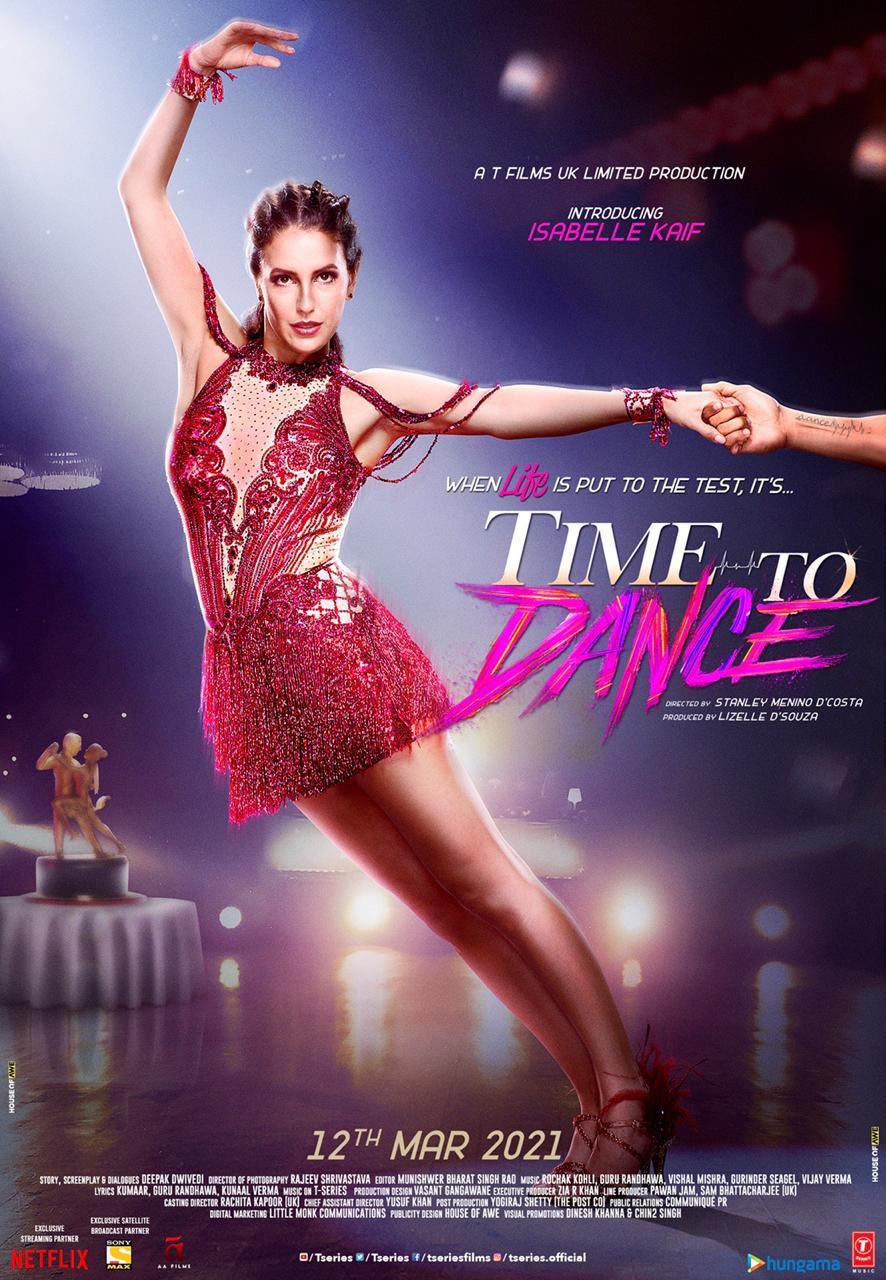 Time To Dance trailer