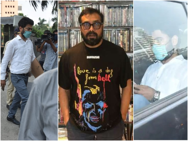 Anurag Kashyap IT Raid, Tax Sleuths Leave Filmmaker Mumbai House After 11  Hours Of Investigation, Check Out Pics | छापा मारने और पूछताछ के बाद फिल्मी  स्टाइल में Anurag Kashyap के घर