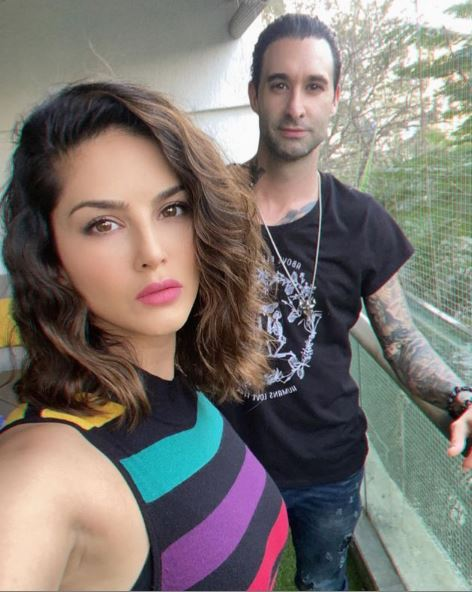 Sunny Leone had revealed - her husband Danielle did not like to work in adult films