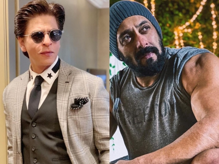 Salman and Shahrukh Khan will be seen together in upcoming movie pathan
