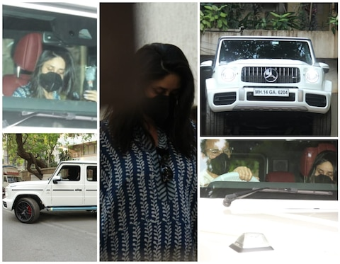 After the birth of the second son, Begum will gift Kareena Kapoor a car worth Rs 10 million, Saif Ali Khan, test drive pictures surfaced