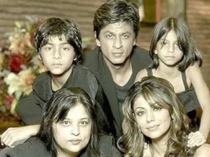 Shahrukh Khan was saved from the face of such death when his sister went into shock after the parents' death