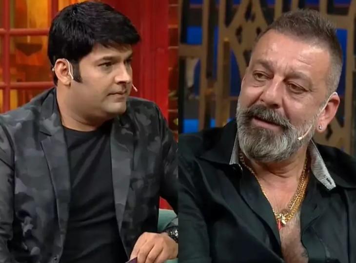 Krushna Abhishek ने उतारी Sanjay Dutt की ऐसी नकल, हंस-हंसकर लोटपोट हो गए सब