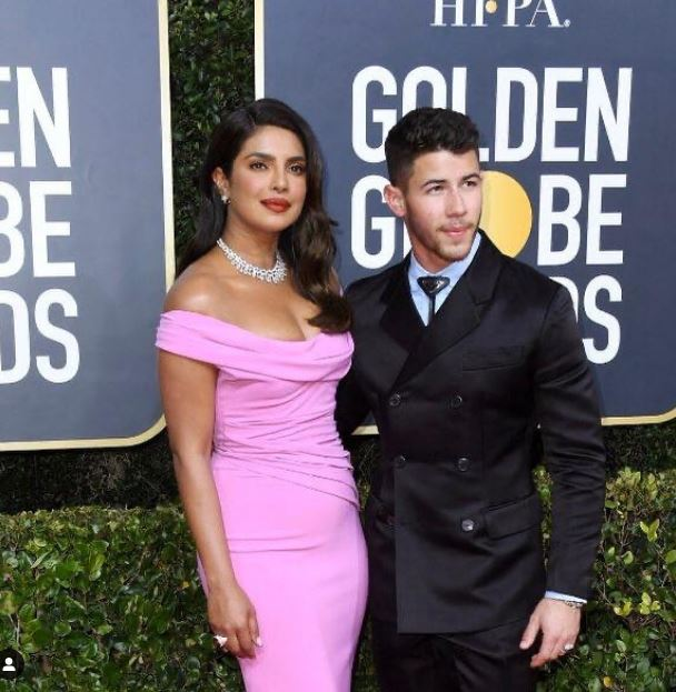 Priyanka Chopra and Nick Jonas have added to the beauty of each other many times with their looks.