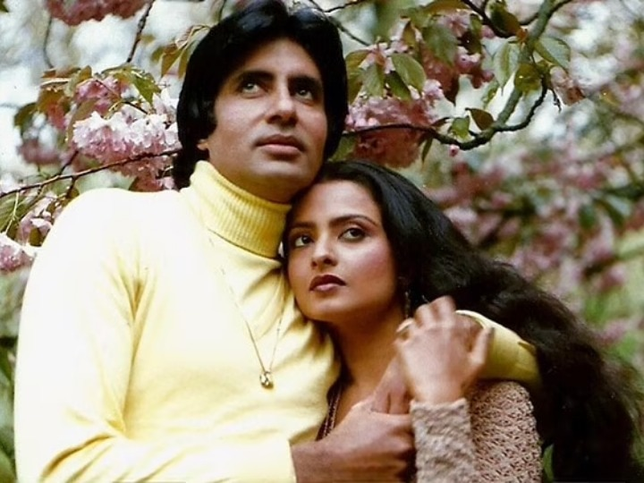 When Rekha herself admitted that she was impressed at first sight by seeing the characteristics of Amitabh Bachchan.