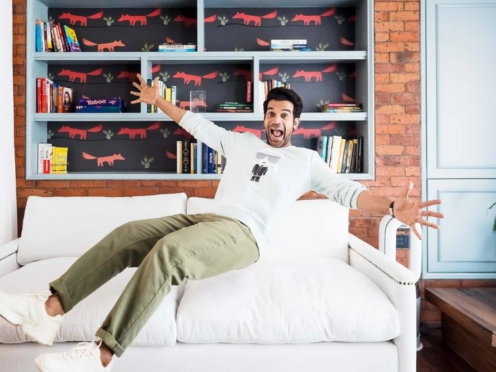 Rajkummar Rao lives in such a magnificent house, your mind will be happy to see the design and artwork.