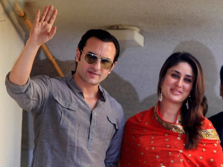 Kareena Kapoor revealed that she felt this was the first time she met Saif Ali Khan