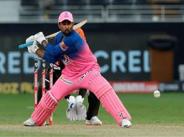 IPL 2021: Rahul Tewatia forgot to show off his bed room digital camera, Rajasthan Royals shared viral video