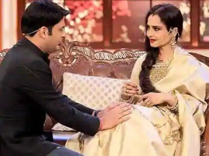 When Rekha gave a funny answer to Kapil Sharma, he said- 'If I want to show something, then I will show