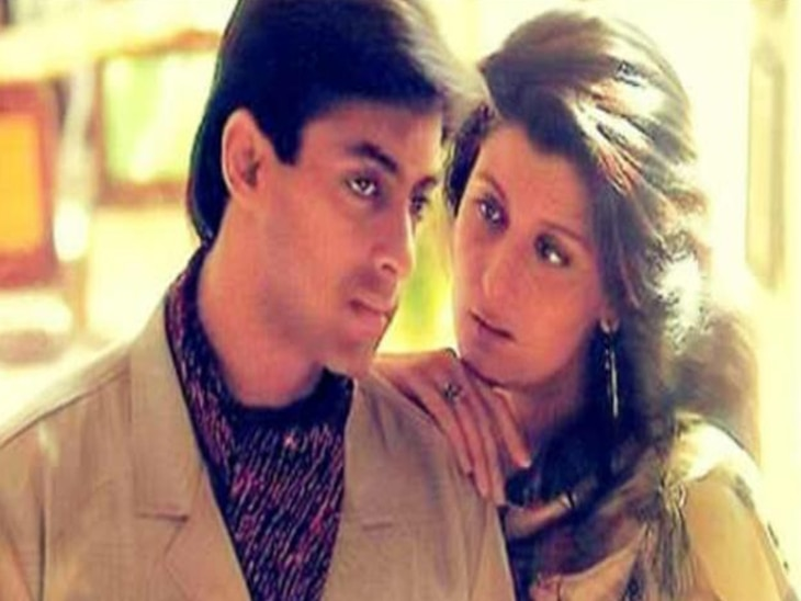 After a breakup with Sangeeta Bijlani, Salman Khan started to date Somi Ali, she was also cheated!
