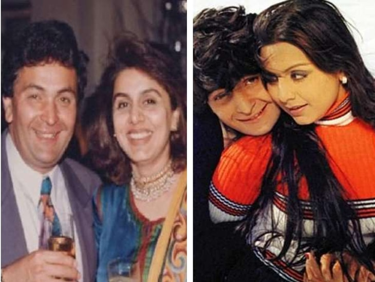 Rishi Kapoor used to praise other alcoholic actresses, know what was the reaction of wife Neetu?