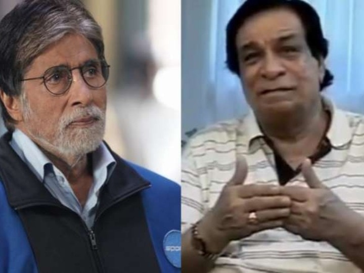 Kader Khan was forced out of the film for not talking to Amitabh Bachchan, know the story