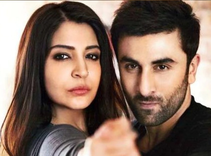 Ranbir Kapoor got angry when Anushka Sharma slapped him during the shooting, he expressed his anger.