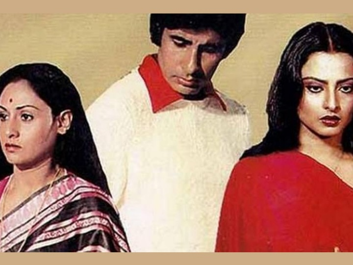 One night dinner at Jaya Bachchan's house changed the chemistry of Amitabh and Rekha forever