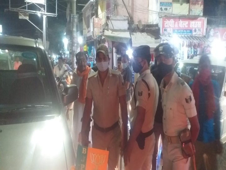 बिहार: बिना मास्क के सफर कर रहे थे BJP विधायक, जांच के दौरान पुलिस ने रोका तो देने लगे 'ज्ञान'