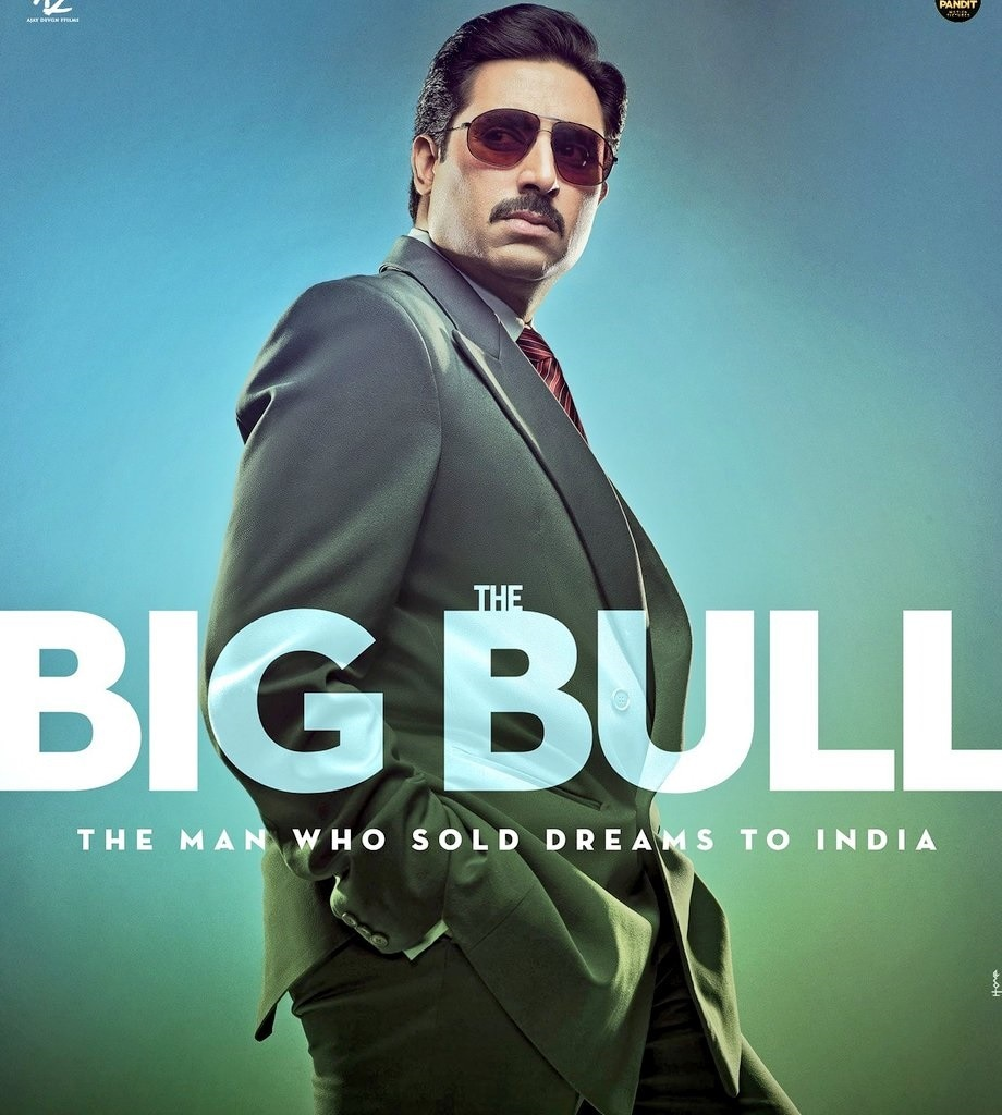 The Big Bull Review: Abhishek's fate will not change. The film has already faded in 1992.