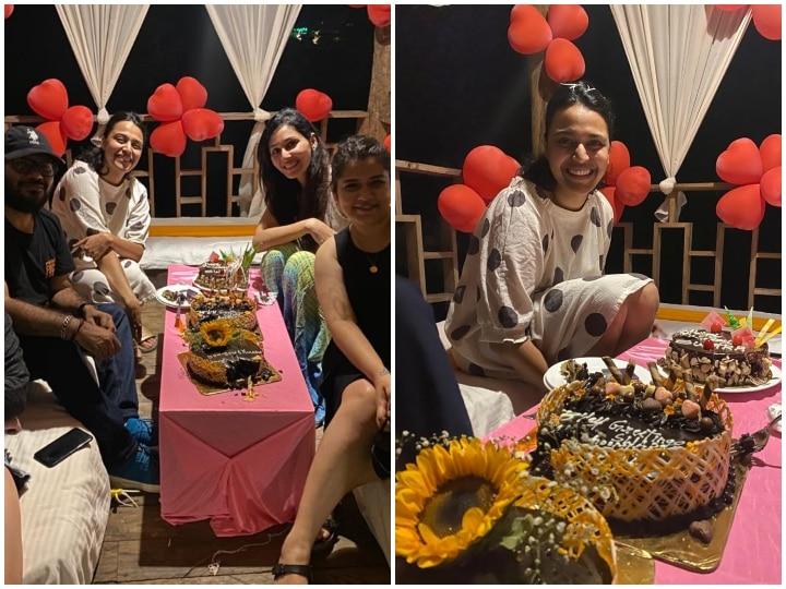 केक काटते हुए रो पड़ीं Swara Bhaskar, 'जहां चार यार' के सेट पर मनाया जन्मदिन, देखें वीडियो