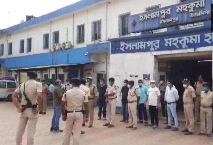 पश्चिम बंगाल में छापेमारी करने गए बिहार पुलिस के जवान की अपराधियों ने पीट-पीटकर की हत्या