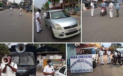 Corona Containment Zone In Kolkata | কলকাতার কোন কোন ...