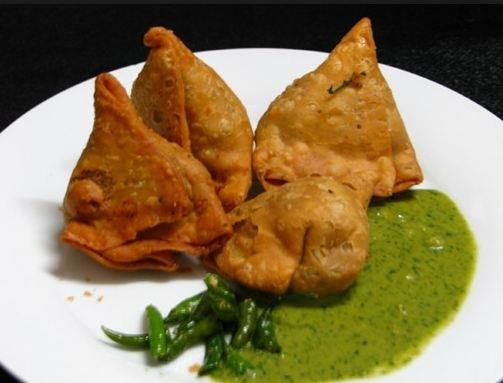 samosa Recipe without fried in Hindi