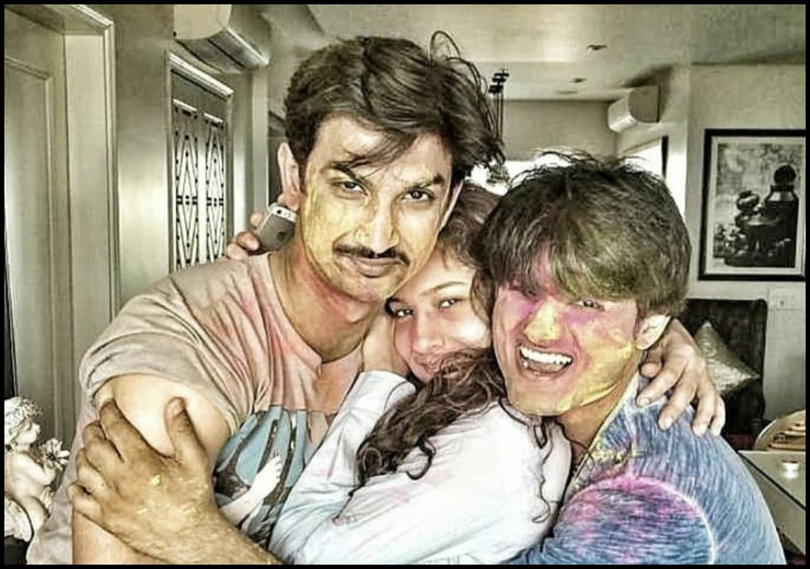Sushant singh rajput suicide close friend of sushant said only ex girlfriend ankita lokhande could save him from death