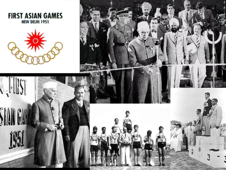 History of Asian Games 1st were held in New Delhi India between 1 to 4 March
