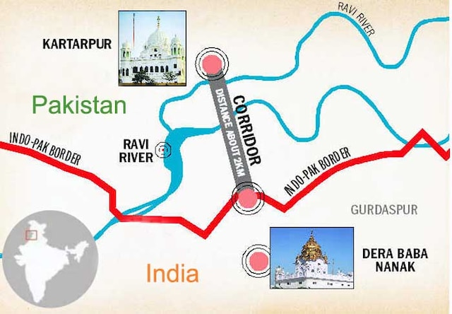 how to travel kartarpur, know all process