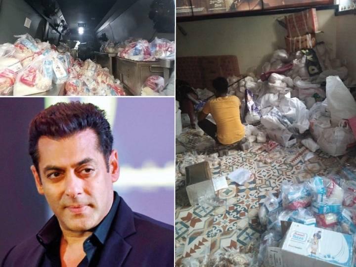 Praising Salman Khan's Work, The Maharashtra Leader Said, 'Keep ...