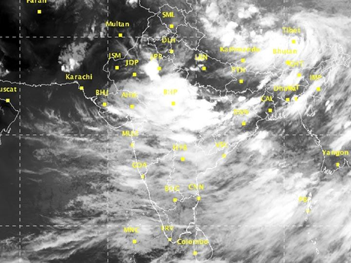 Rain will be started in Gujarat on next 20 June