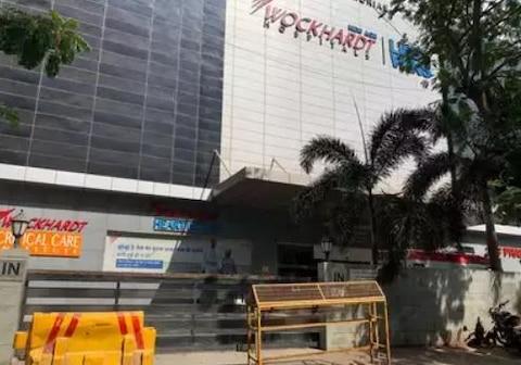 कोरोना मुंबई हास्पिटल सील्ड